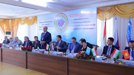 "The international scientific-theoretical conference""Сommunications of central asian countries: status and prospects"" at the university"