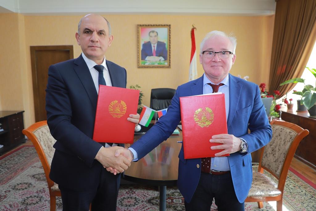 Расширение связей ТГУПБП с университетами Российской Федерации