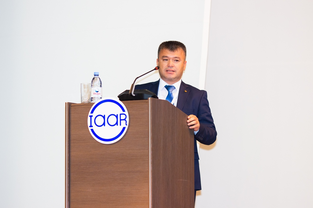 V International Forum of Central Asia in the Republic of Kazakhstan